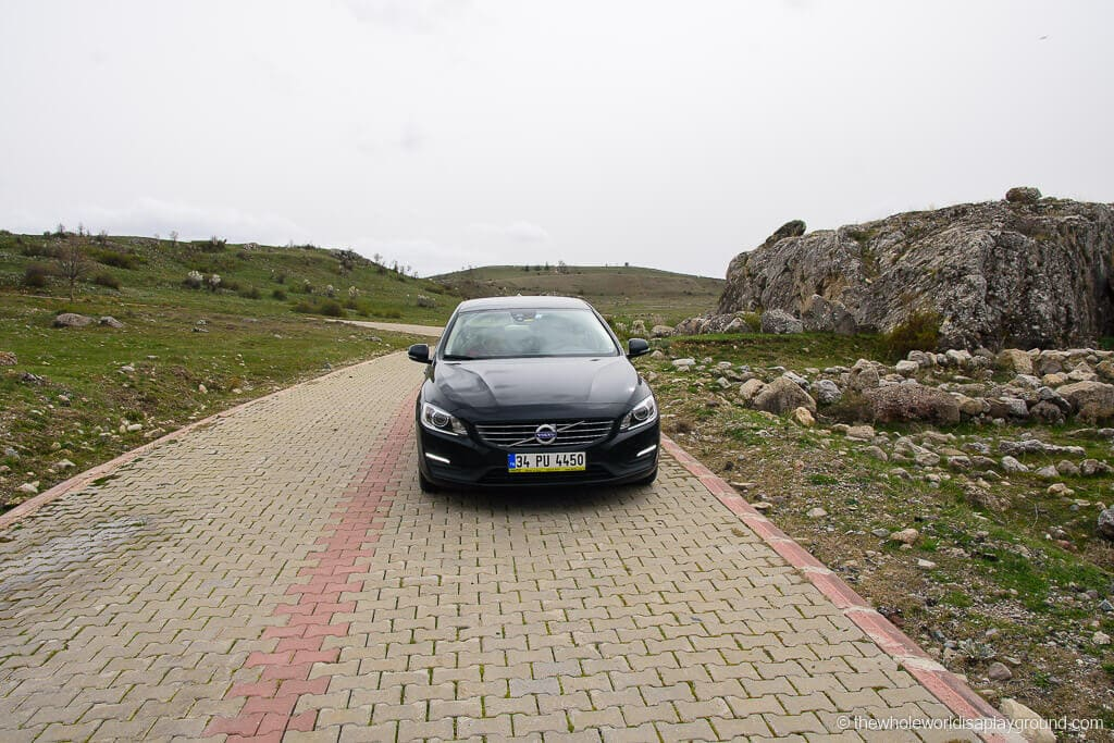 Renting a Car in Turkey