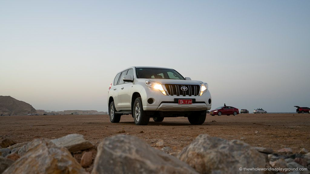 17 Tips for Renting a Car in Oman