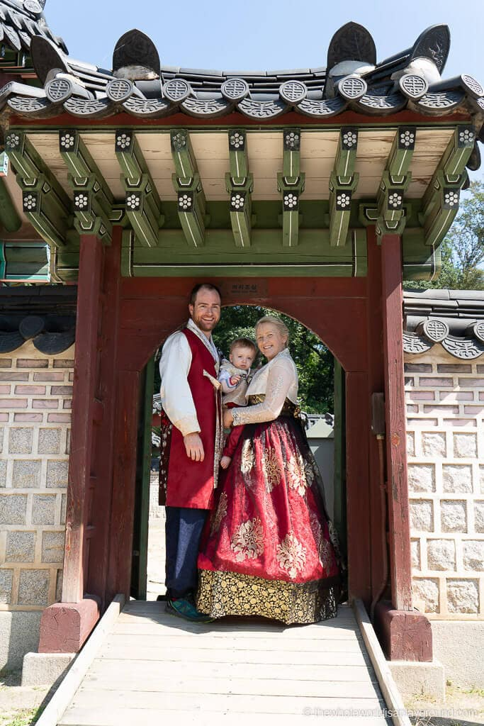 How to Rent a Hanbok in Seoul