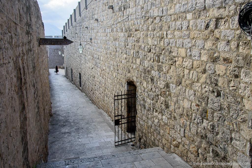 Buza entrance Dubrovnik