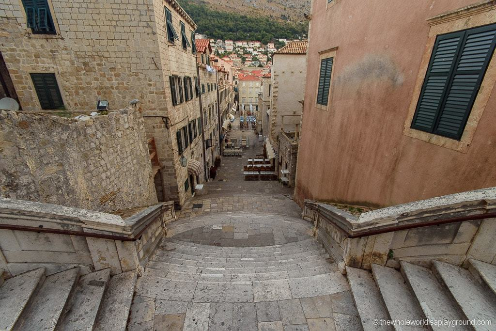 How to get to Buza Dubrovnik