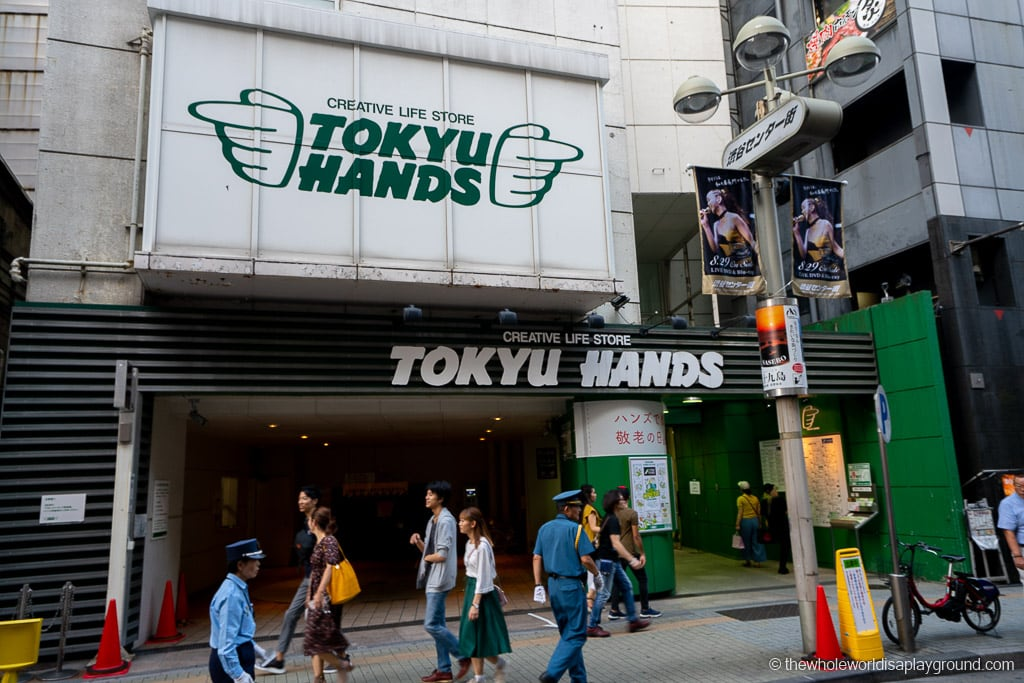Shopping things to do in Shibuya