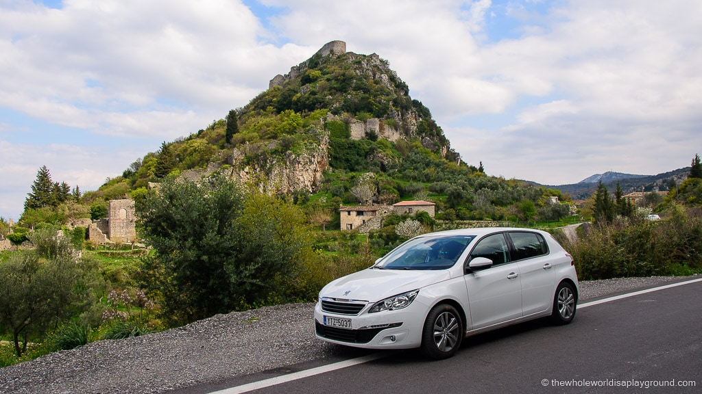 18 Tips for Renting a Car in Greece