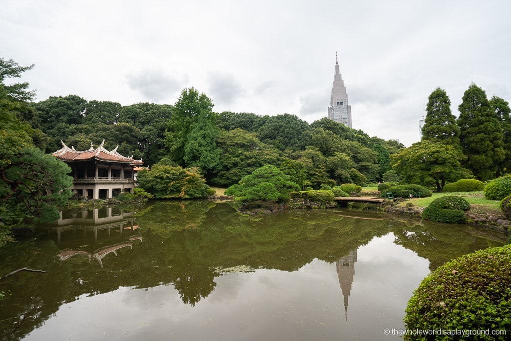 Tokyo 7 Day Itinerary