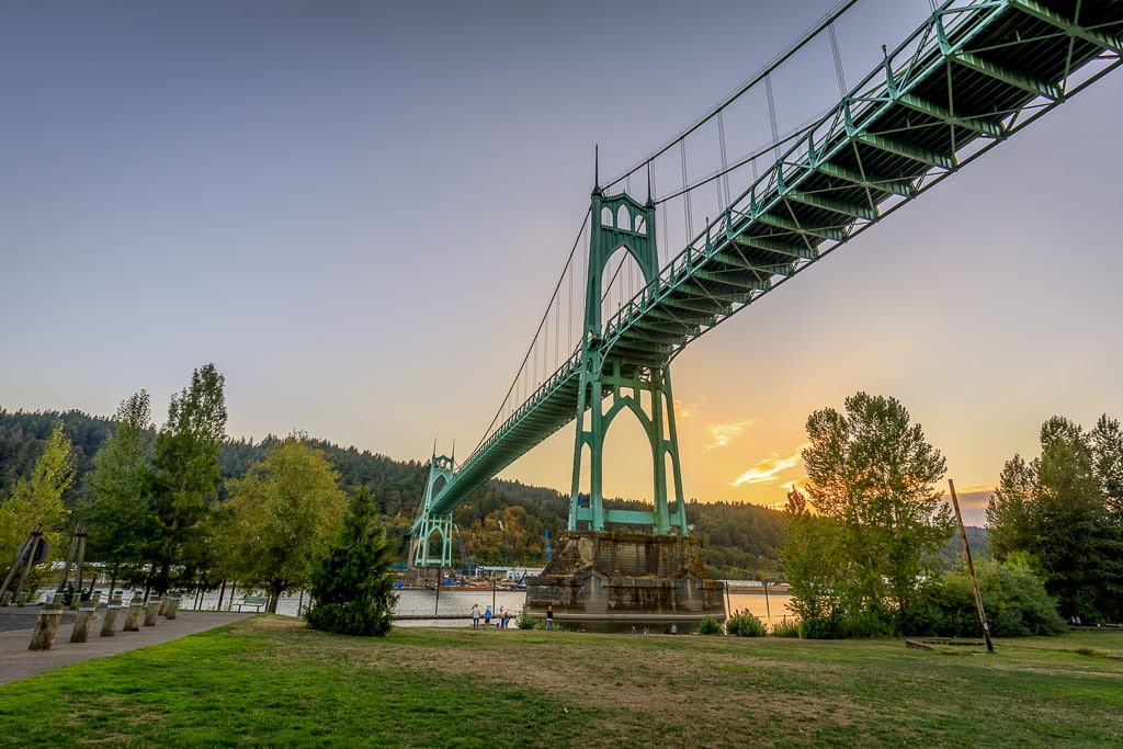 best instagram spots in Portland
