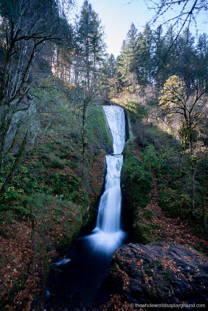 Portland Waterfalls