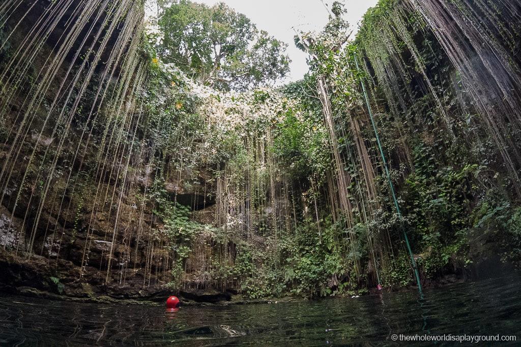 Cenote Ik Kil Chichen Itza