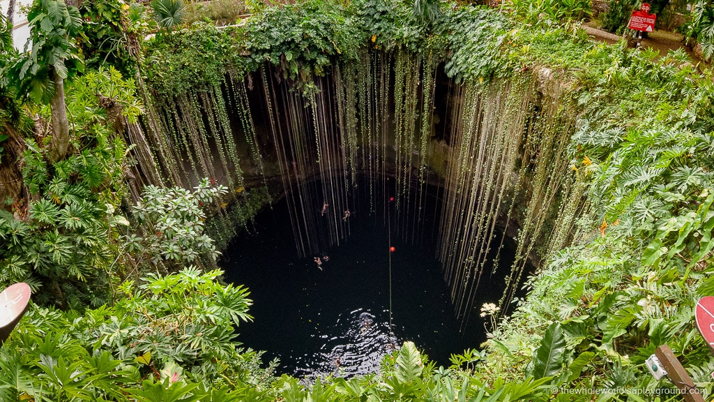 Cenote Ik Kil, Chichen Itza: Ultimate Guide (2020)