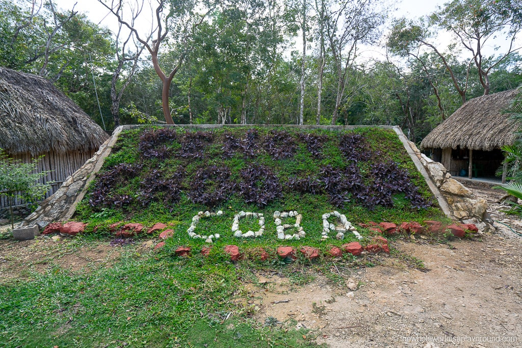 Cenote Choo Ha Coba