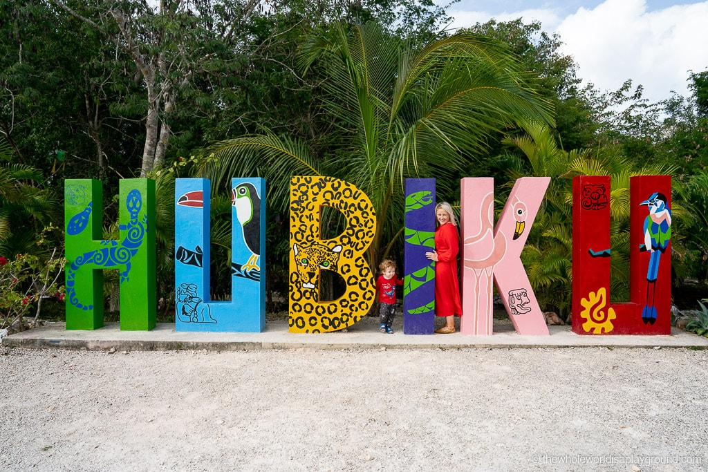 Cenote Hubiku