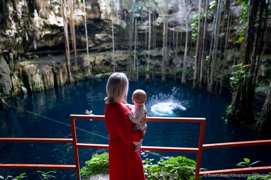 Cenote Oxman Valladolid
