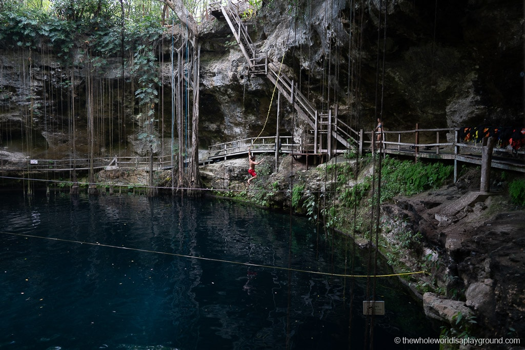 Best Cenotes near Valladolid