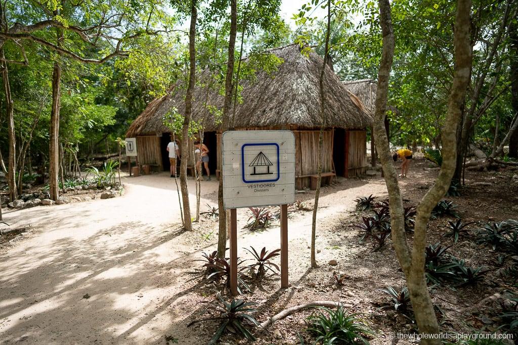 Ek Balam Cenote Xcanache