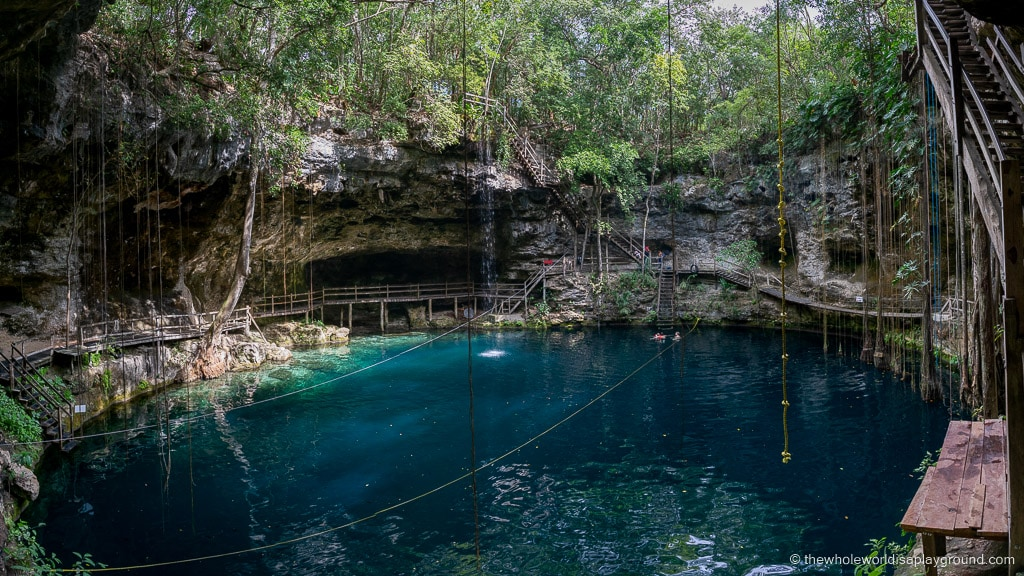 Ek Balam Cenote Xcanche: Ultimate Guide (2020)