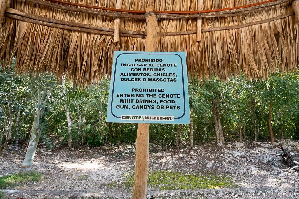 Coba Cenote
