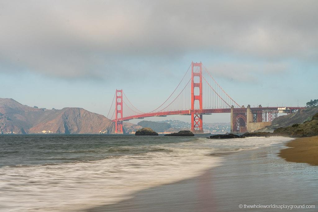 Best Views of the Golden Gate Bridge