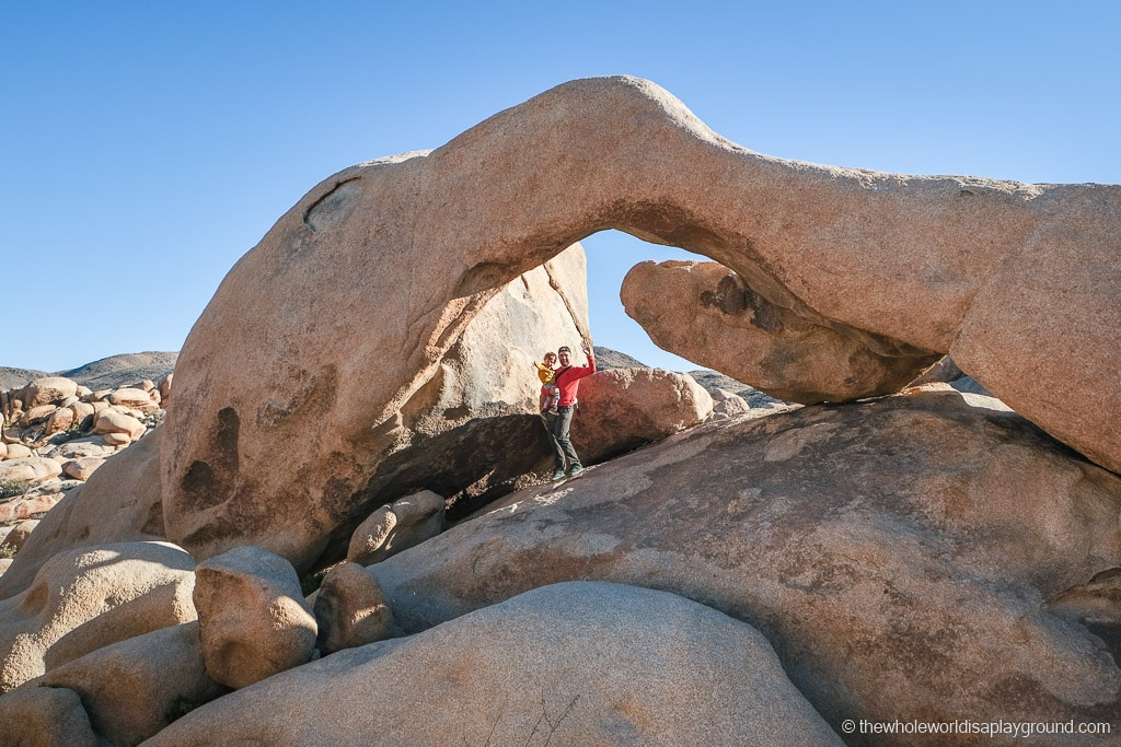 How to get to Heart Rock Joshua Tree