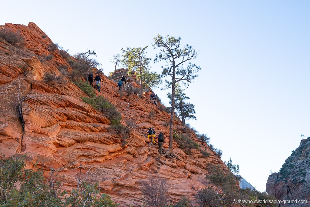 Angels Landing Hike