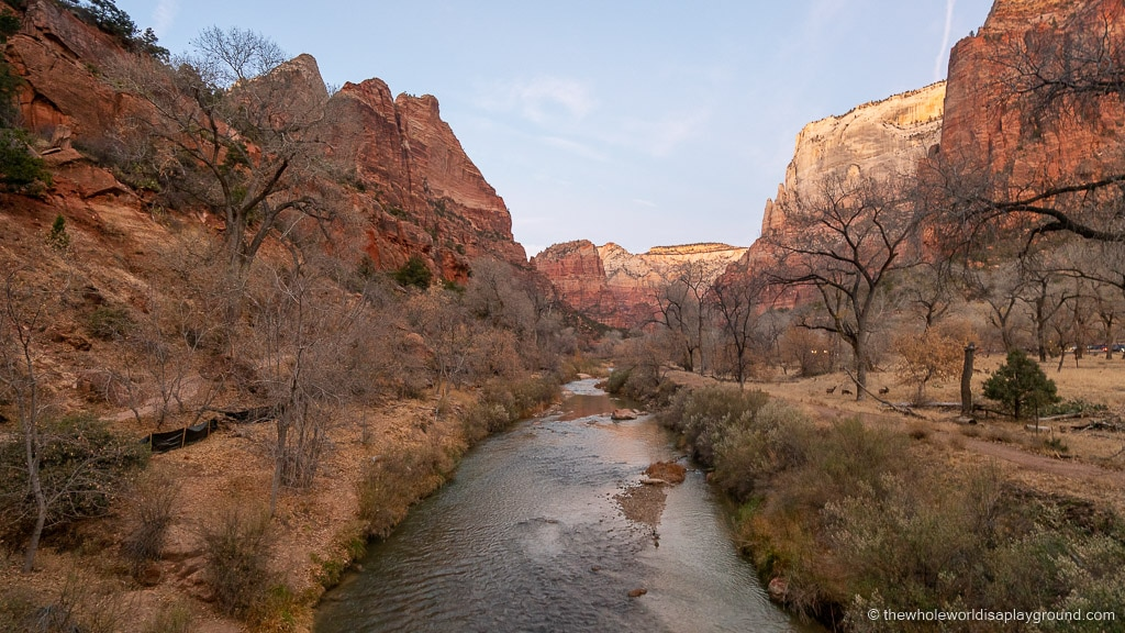 9 Best Things to do in Zion National Park