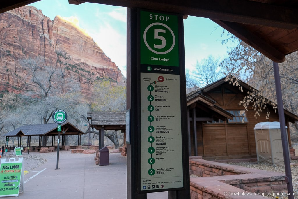 Guide to Zion National Park
