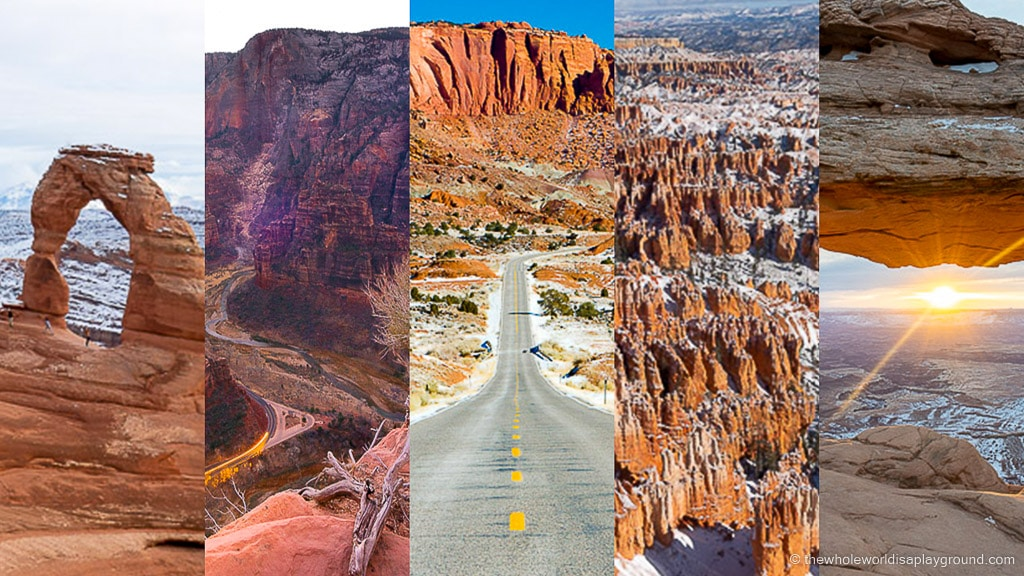 Utah National Parks Road Trip: the Mighty 5!