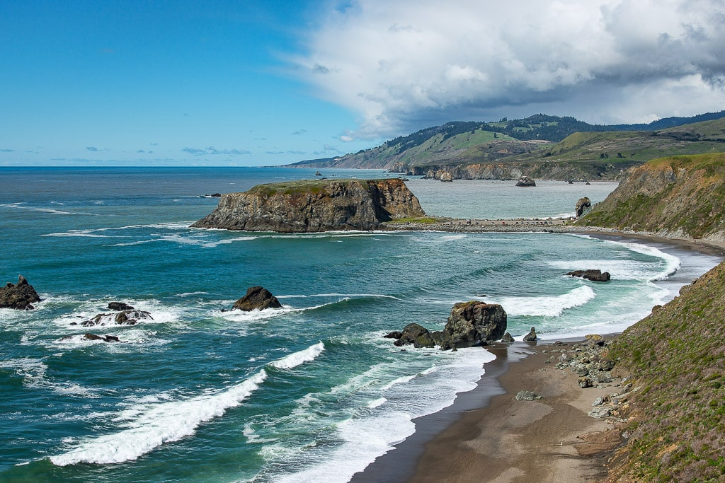 Goat Rock Beach California