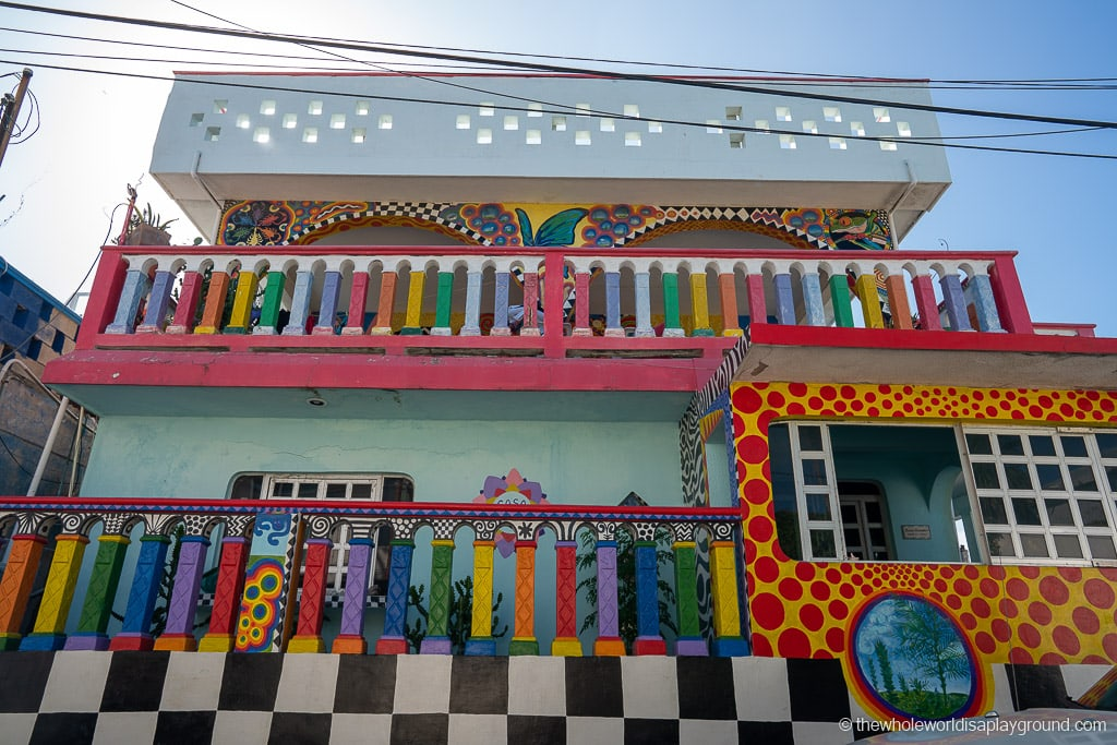 The Crayola House Isla Mujeres