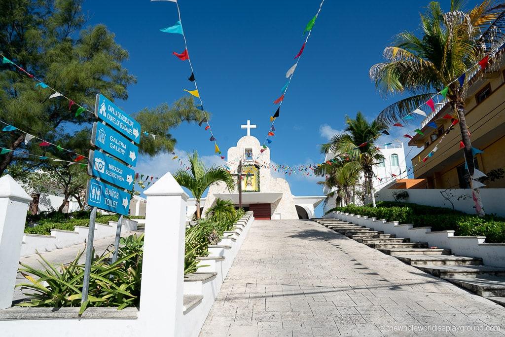 Guadaloupe Chapel Isla Mujeres