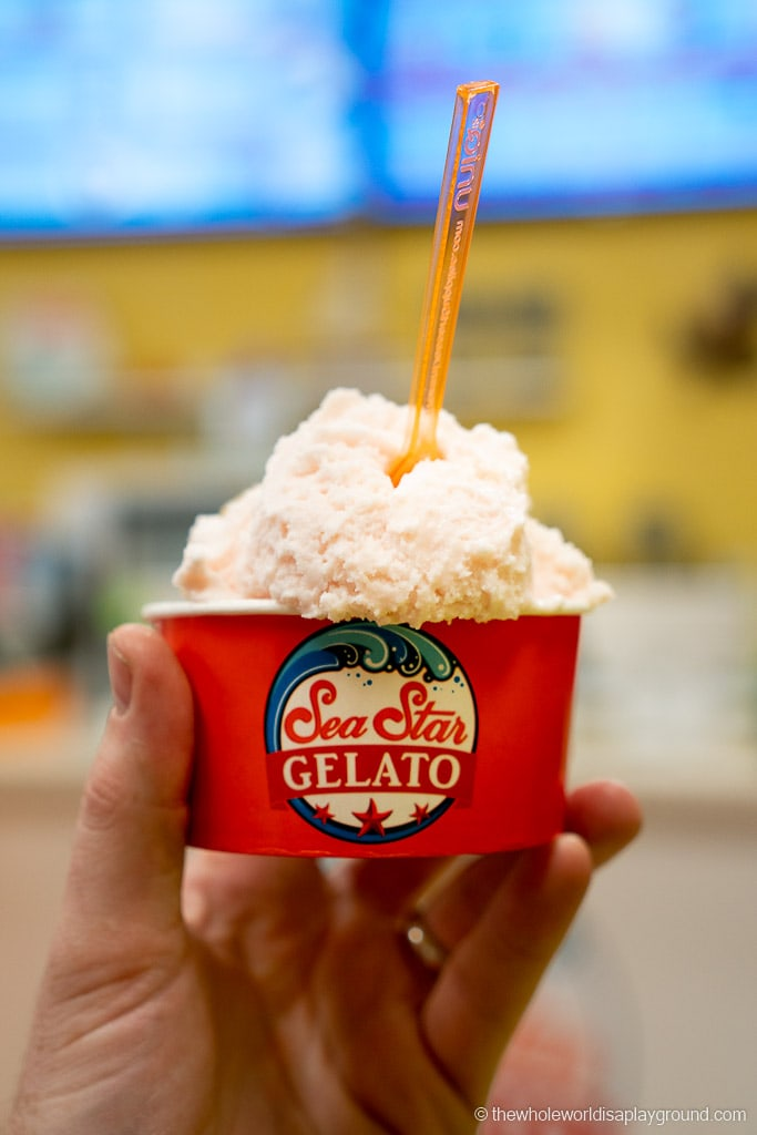 Sea Star Gelato Oregon