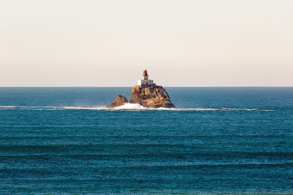 Tillamook Rock Lighthouse Oregon
