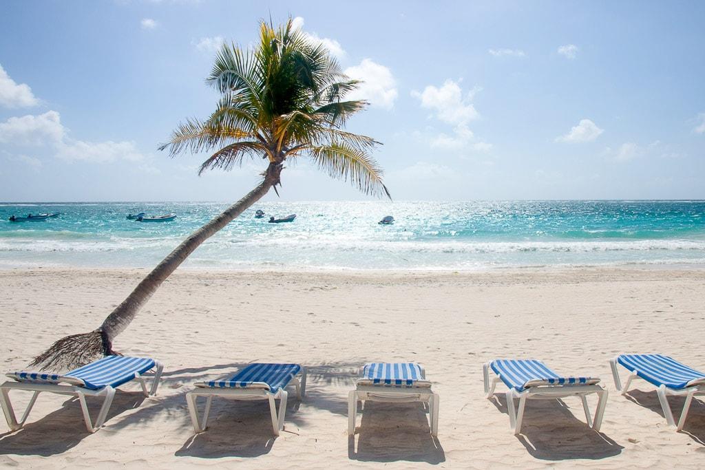 Tulum Beach Mexico