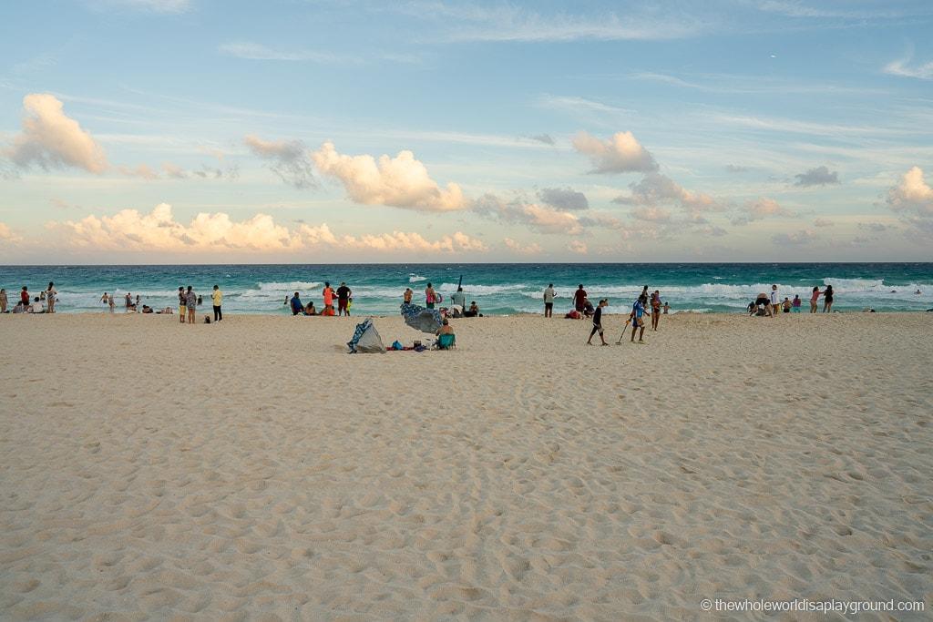 Playa Delfines Cancun