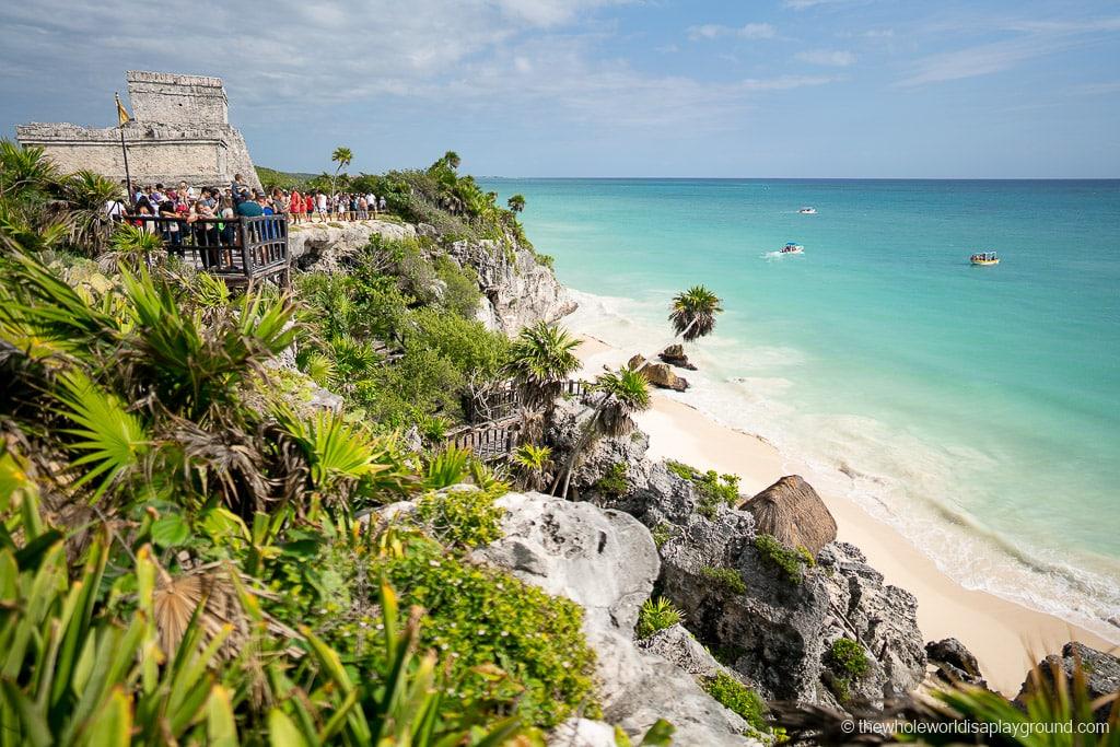 Tulum Ruins Riviera Maya Mexico