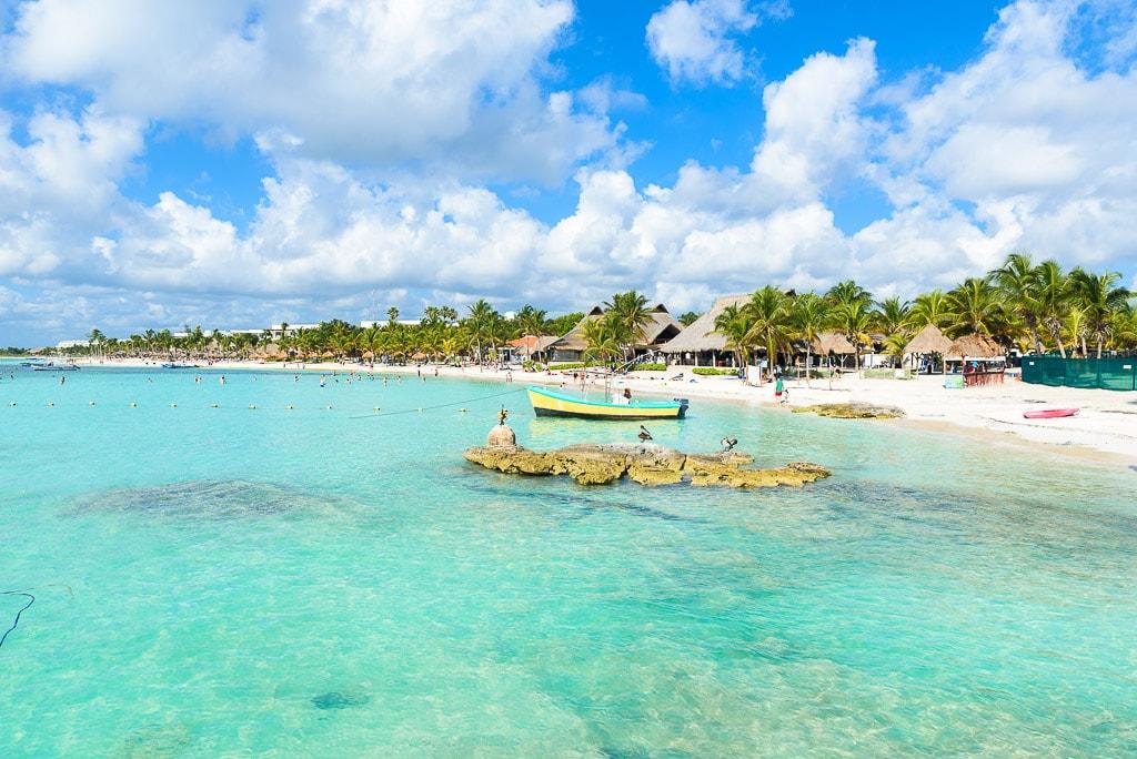 Akumal Beach Cancun