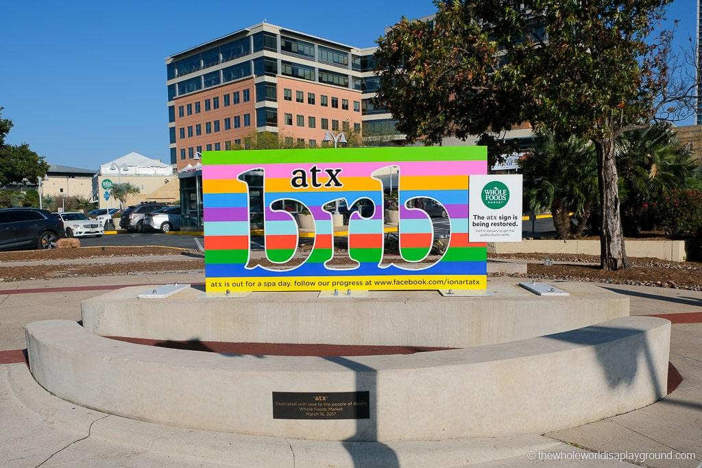 ATX Sign Best Murals in Austin