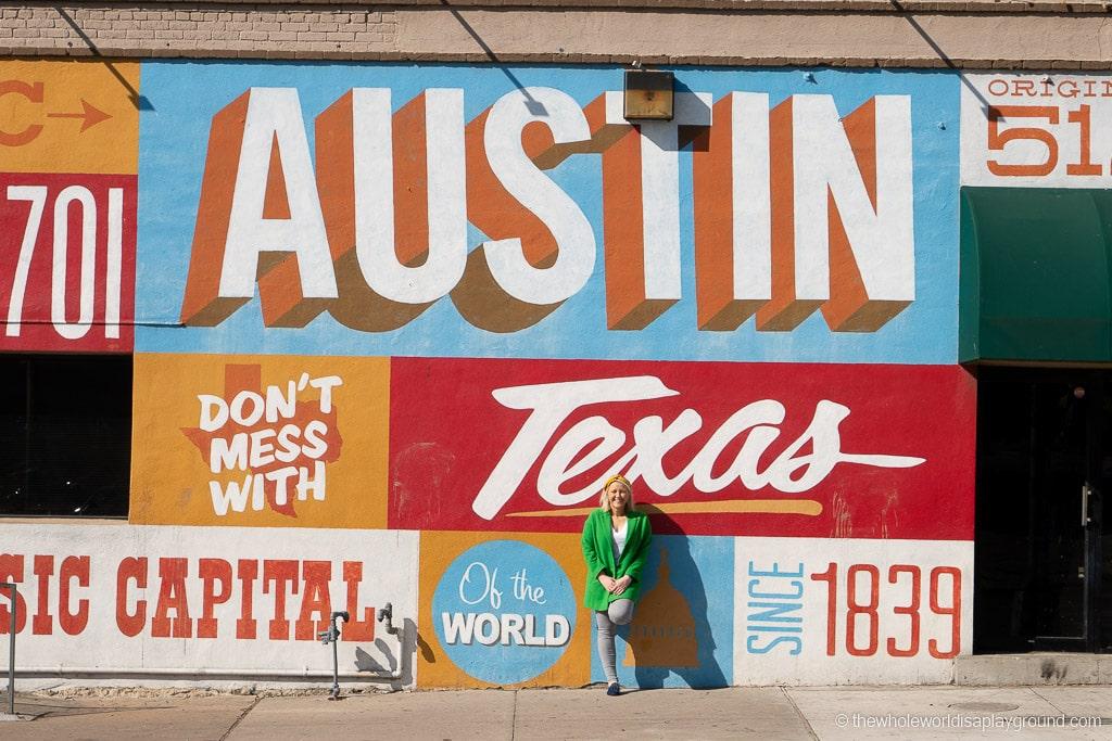 Best Murals in Austin