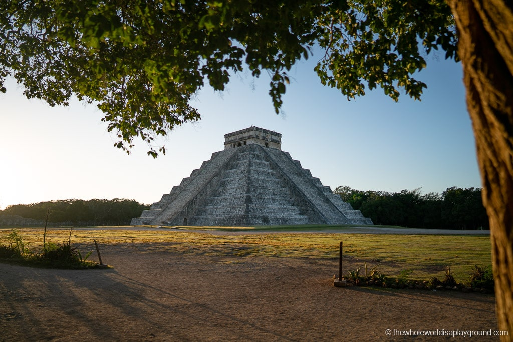 Chichen Itza Sunrise Cancun Day Trip