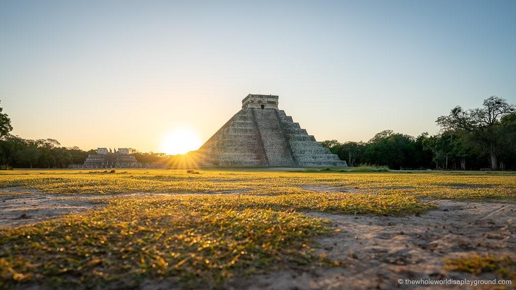 Chichen Itza Sunrise Cancun Day Trip