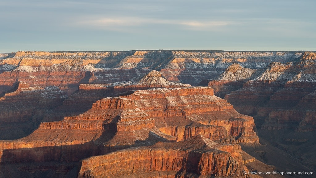 Where To Stay at the Grand Canyon