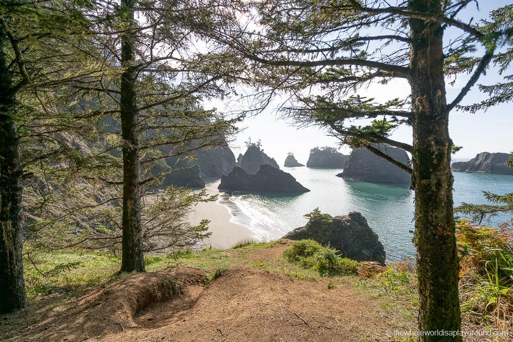 Secret Beach Oregon